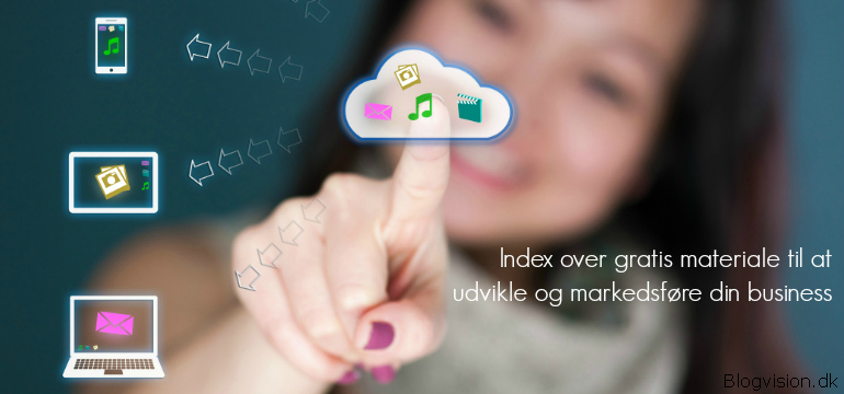 Businesskvindens gratis-arkiv